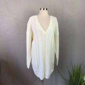 NEW Fashion Nova sweater mini dress